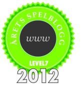 Årets Spelblogg 2012!