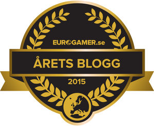 Årets Spelblogg 2015
